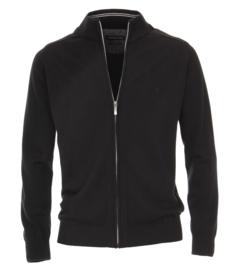 Casa Moda Vest zwart