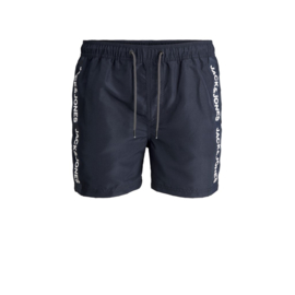 Jack & Jones Zwemshort Navy logo