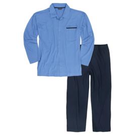 Adamo pyjama Benno licht blauw