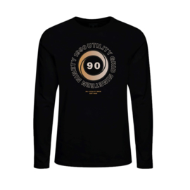 Jack & Jones Longsleeve Shirt Zwart
