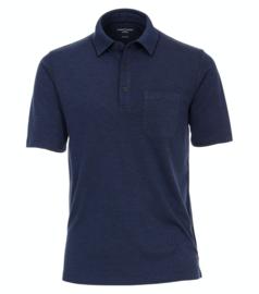 Casa Moda Poloshirt blauw