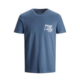 Jack & Jones T-shirt Ensign Blue
