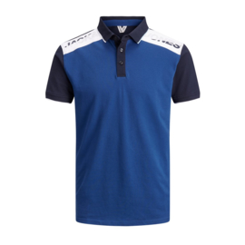 Jack & Jones Poloshirt Galaxy Blue