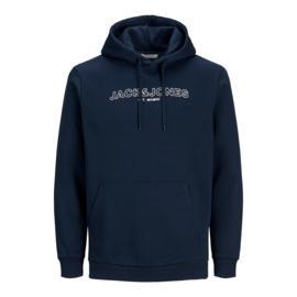Jack & Jones Sweat Hood Navy