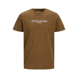 Jack & Jones T-shirt Bank Tee Bison