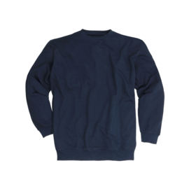 Adamo Sweat Trui Athen navy