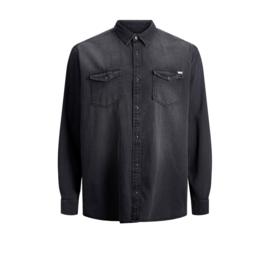 Jack & Jones Sheridan Shirt black denim