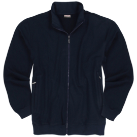 Adamo Sweat Vest Athen navy