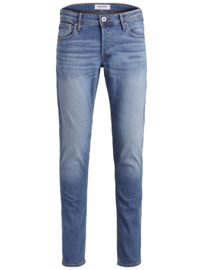 Jack & Jones Slim Fit Jeans denim blauw