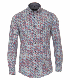 Casa Moda Overhemd multi print