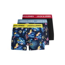 Jack & Jones Boxershort 3-pack Flower