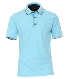 Casa Moda Poloshirt licht blauw