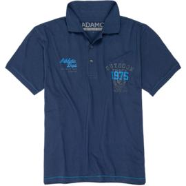 Adamo Poloshirt Athletic blauw