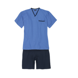 Adamo pyjama Ben licht blauw