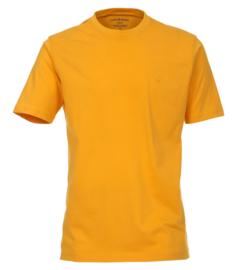 Oranje t-shirt grote maat Casa Moda