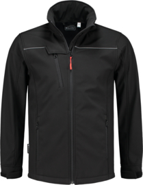 Workman Softshell Jacket zwart