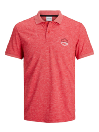 Jack & Jones Poloshirt Red