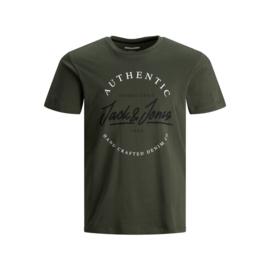 Jack & Jones T-shirt Herro Forest