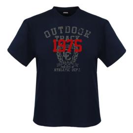 Adamo T-shirt Outdoor navy