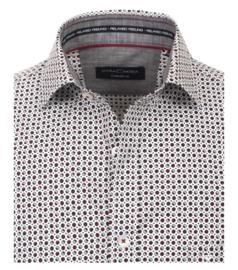 Casa Moda Overhemd gewerkt