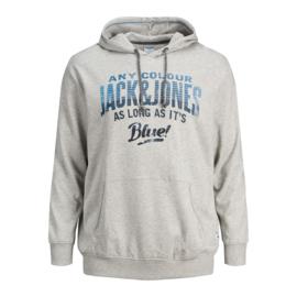 Jack & Jones Hoodie Cool Grey
