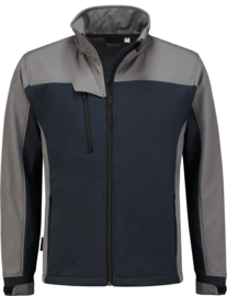 Workman Softshell Jacket grijs/navy
