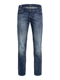 Jack & Jones Slim Fit Stretch Jeans blauw