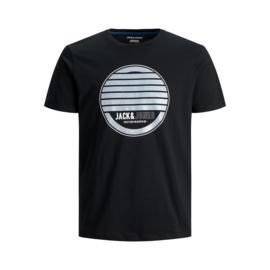 Jack & Jones T-shirt Jony zwart