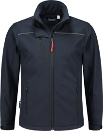 Workman Softshell Jacket navy