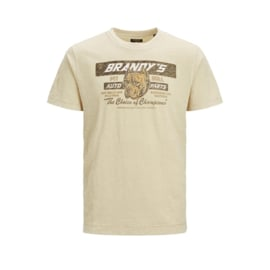 Jack & Jones T-shirt Banana Crepe
