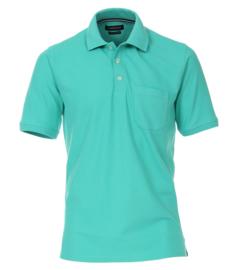 Casa Moda Poloshirt groen