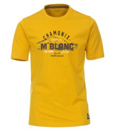 Casa Moda T-shirt geel