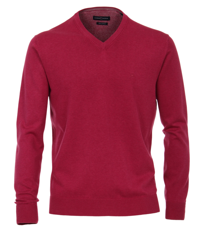 Casa Moda pullover roze/rood