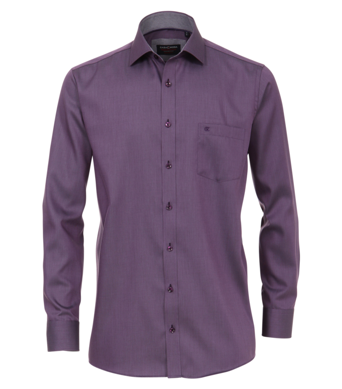 Casa Moda Overhemd lila