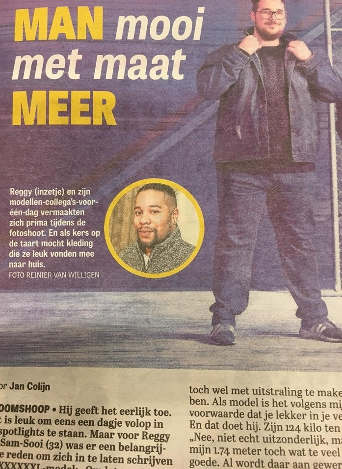 Bigmensfashion Telegraaf