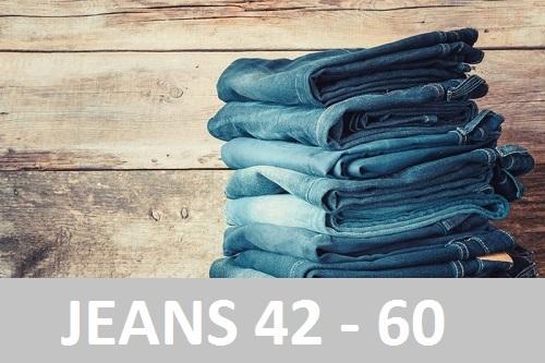 Grote maten jeans heren