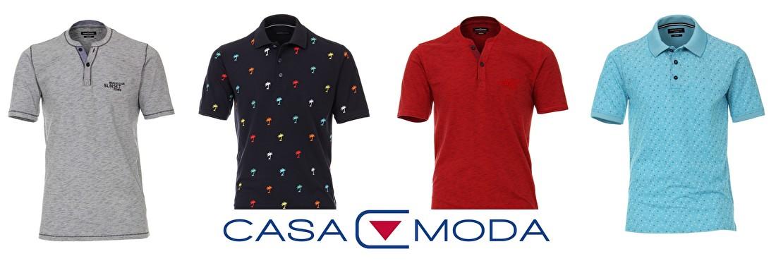 Casa Moda grote maten shirts