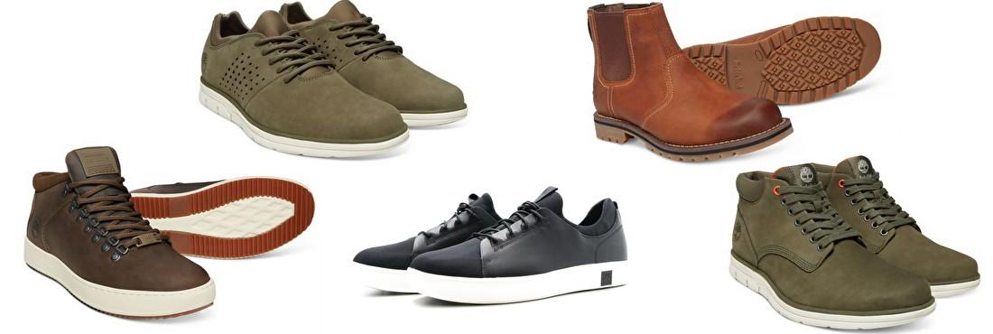 Grote maten schoenen Timberland