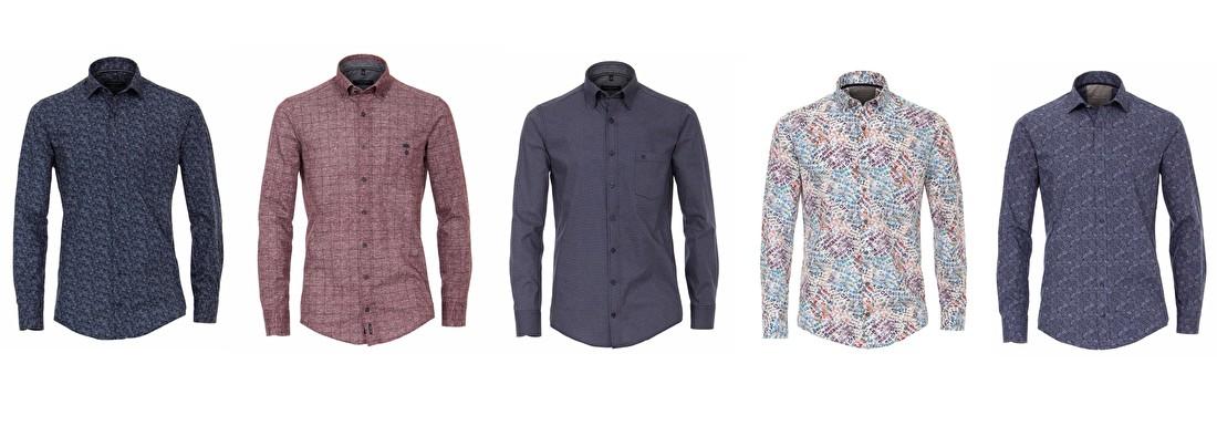groten maten casa moda overhemden