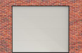 Garagedeur sectionaal B2500 x H2240