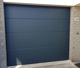 Garagedeur sectionaal B2500 x H2500