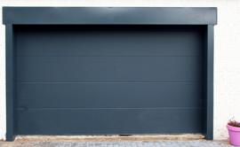 Garagedeur sectionaal B3500 x H3000