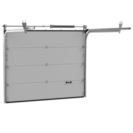 Garagedeur sectionaal B3000 x H2500