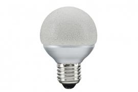 Miniglobe LED IJskristal E27