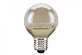 Miniglobe LED Goud E27