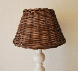 Lampshade Romantic Rattan
