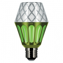 Alessilux Vienna Green Light Bulb led
