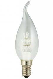Pearl LED Tip kaars E14 0,9W