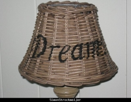 "Lampshade ""Dreams"""