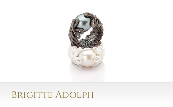 Brigitte Adolph sieraden collectie Marielle Zuidijk Goudsmid Specialist